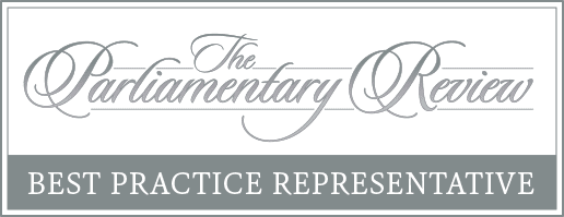 Best Practice Representative - The Parliamentary Review